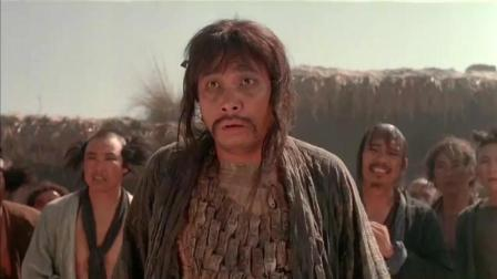 《大话西游》爆笑片段, 周星驰这回可把达叔给黑惨了