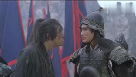 """八十万禁军总教头林冲大战""""插翅虎""""雷横, 这样的武侠片很难再看到了!"""