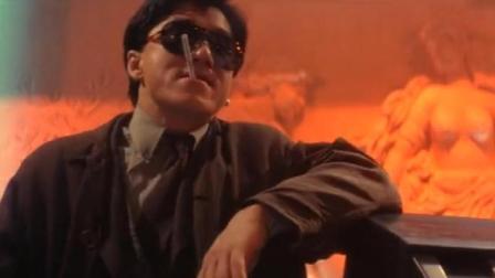 论抽烟姿势我就服成龙大哥, 把周星驰、李连杰都比下去了