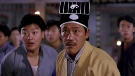 恶鬼只攻击吴耀汉, 林正英道行高, 其实一早就看出门道