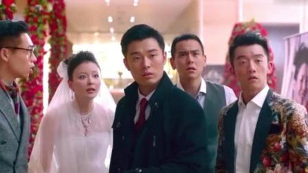 陈赫参加朋友婚礼, 发现老婆给自己戴绿帽子, 太搞笑了