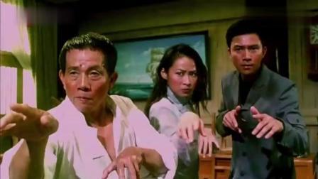 吴京、刘家良经典武打动作片, 打斗绝对让你看得过瘾