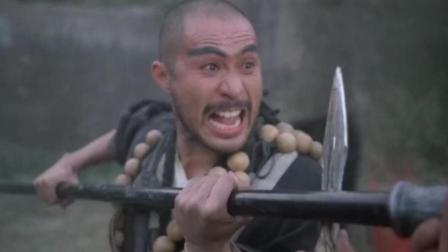鲁智深我就服徐锦江, 与林冲的这段武打戏更是经典