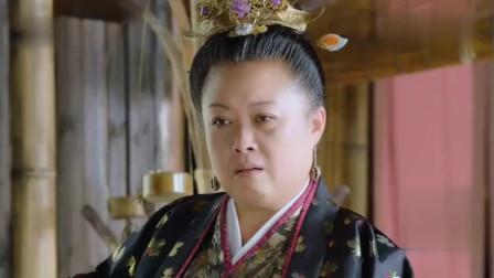 《封神榜》姜子牙老婆一看铜镜,得知自己的真实身份,想不到自己是扫把星转世!