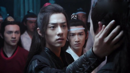 陈情令:魏婴看着宋岚,竟想起了温宁,果然在他头上发现了异常