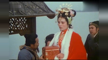 杜十娘怒沉百宝箱,负心汉看得瞠目结舌,潘虹的这部电影估计没几个人看过!