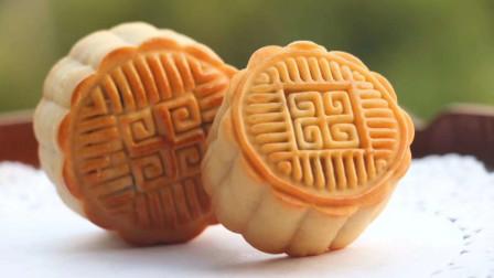 广式月饼的详细做法,从转化糖到月饼皮每一步都很详细保证你一看就会