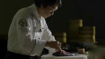 舌尖上的中国:极致刀工是厨艺的基础,蓑衣刀法更让人叹为观止!