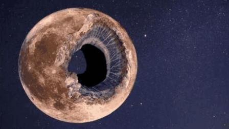 月球是空心的?表面陨石坑深度均不足20公里,再往下或无土壤
