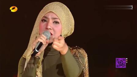 茜拉深情演唱《洋葱》, 走心演绎感动全场观众!
