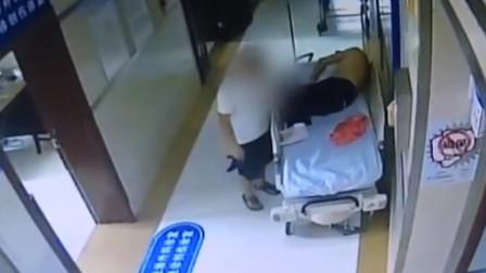 父亲重伤入院病情危急 儿子竟直接不辞而别