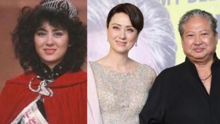 一时冲动娶韩国人为妻,生三子一女最终离婚,,现娶港姐冠军