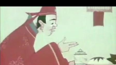 老动画:一部童年的老动画《济公斗蟋蟀》,看济公整治浪荡公子