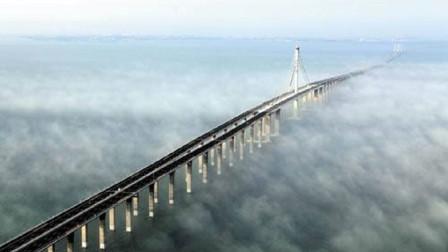 世界最长的大桥,全长164公里,开车过桥需要2小时,就在中国!