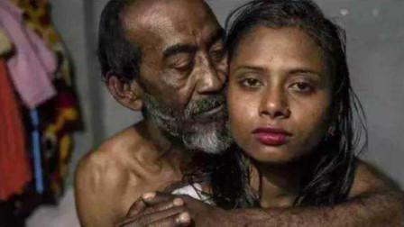 印度最悲惨的两种女人,一种嫁寺庙,一种长牛鼻子