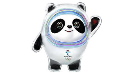 """体育辣报 北京冬奥会吉祥物""""冰墩墩""""发布,形象来自大熊猫"""