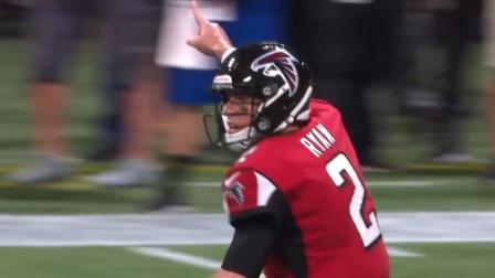 【NFL瞬间】对得起续上的肥约!胡里奥-琼斯54码长途奔袭达阵