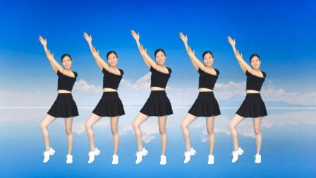 广场舞《夏天里的一把火》夏日动感活力健身舞