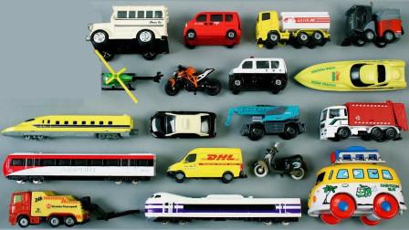 展示货车装载车拖车