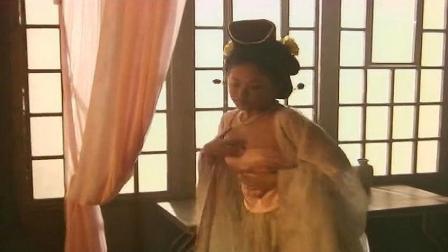 杨广爱慕宣华夫人已久,眼看皇帝就要宾天,杨广终于大胆一回!