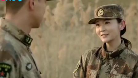 陆战之王:女兵逼婚老班长:你不娶我我不待部队了,班长回应是要想甜死人吗