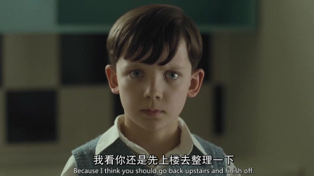穿条纹睡衣的男孩:孩子的思想果然纯洁,集中营里的罪被当成农民