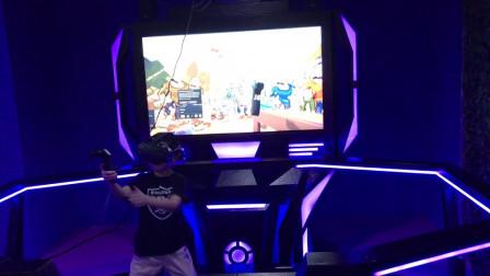 植物大战僵尸VR游戏体验1