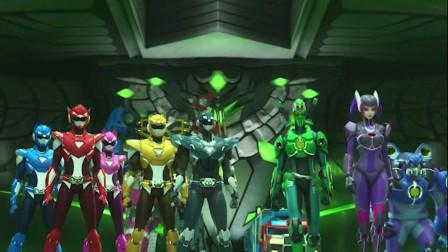 迷你特工队X:迷你特工队组队闯入外星人的老窝谁料却是入了乔德的局