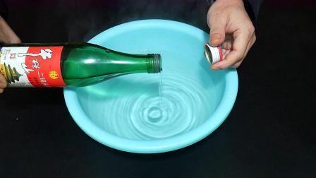 冬天教你用白酒泡脚,简单实用的好方法,快告诉家人和朋友