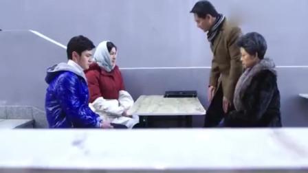 养母的花样年华:墩子的生父给秋雯鞠躬,还要给林大姐投资水饺