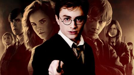 一口气看完《哈利波特》全系列(上)