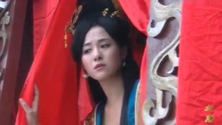 大唐情史:高阳公主出嫁,玳姬只能在轿子里偷偷看女儿一眼!
