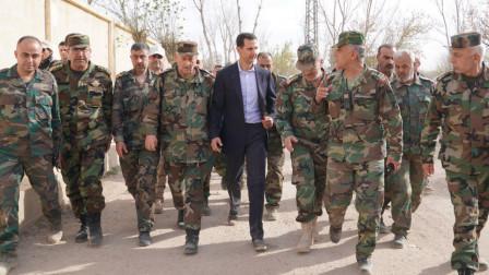 叙利亚大局已定,多国纷纷伸出橄榄枝,美盟友立场也发生转变
