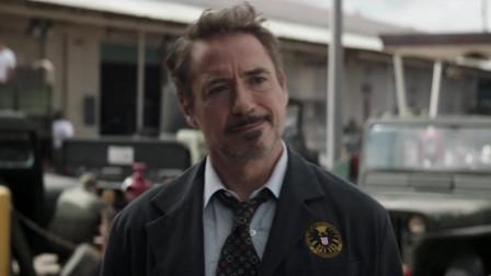 钢铁侠的管家贾维斯第一次真人出镜,真是帅