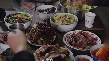川味美食:看得我饿了,彝族小炒腊肉。