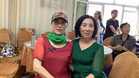 刘淑华和紫玉共舞 舞动石油运输会议中心  制作 紫玉