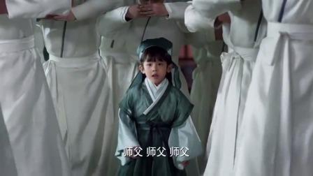 三生三世:阿离到昆仑虚,看到白浅就喊娘亲,师兄:你孩子都有了