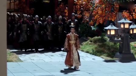 """白发:王爷谋反,谁料10岁小皇帝霸气出场,直接将他""""说""""服了"""