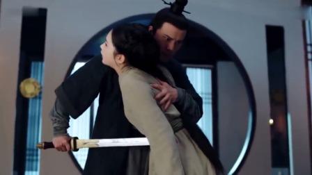 白发:婢女想联合爱人杀公主,谁料爱人直接给了她一刀,不敢相信