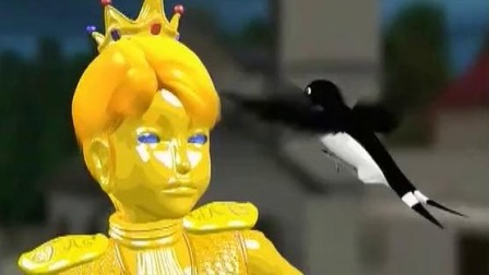 快乐王子请求小燕子帮忙,小燕子会同意吗?