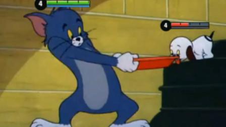 猫和老鼠之敌方打野来偷野时,太真实,给我看感动的!