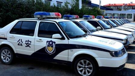为什么警察抓人要鸣笛,不怕犯人听到跑了吗?原来是有特殊用意
