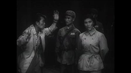 """""""杨子荣""""式的解放军员打入敌特内部,里应外合捣毁敌据点,摧毁海上敌舰队!"""
