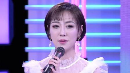 粉丝弹幕点歌,姜姜现场演唱《当你》 音乐梦想秀 20190918