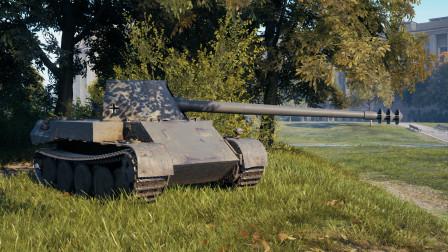 【坦克世界欧战天空】第187期 周刊娱乐合集(天蝎、E-50、猎虎、VK7201)