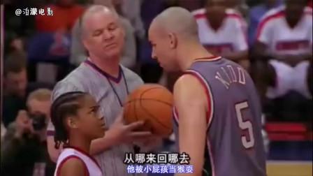 """篮球场惊现""""篮球神童"""", 虐变NBA巨星, 艾弗森麦蒂基德表示真打不过"""