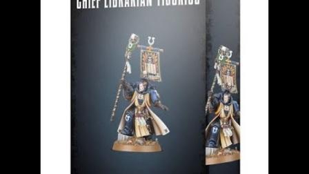 Genessis Chief Libarian Tigurius  28mm