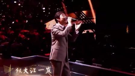 费玉清2019又火了,一首《上海滩》唱得撕心裂肺,完全超越原唱