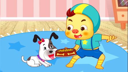 搞笑的艾伦-艾伦喜欢的狗狗 爱护动物从小朋友做起