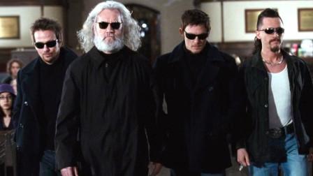 男子替天行道,朋友却投靠了他,几十年后展开复仇《处刑人2》
